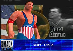 === Kurt Angle === Wwf_sm70