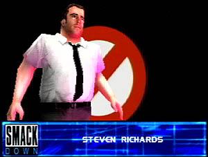=== Steven Richards === Wwf_sm85