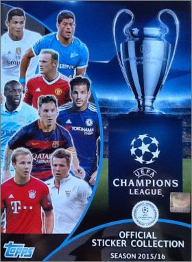 TOPPS - UEFA Champion's League 2015-2016 5618b10