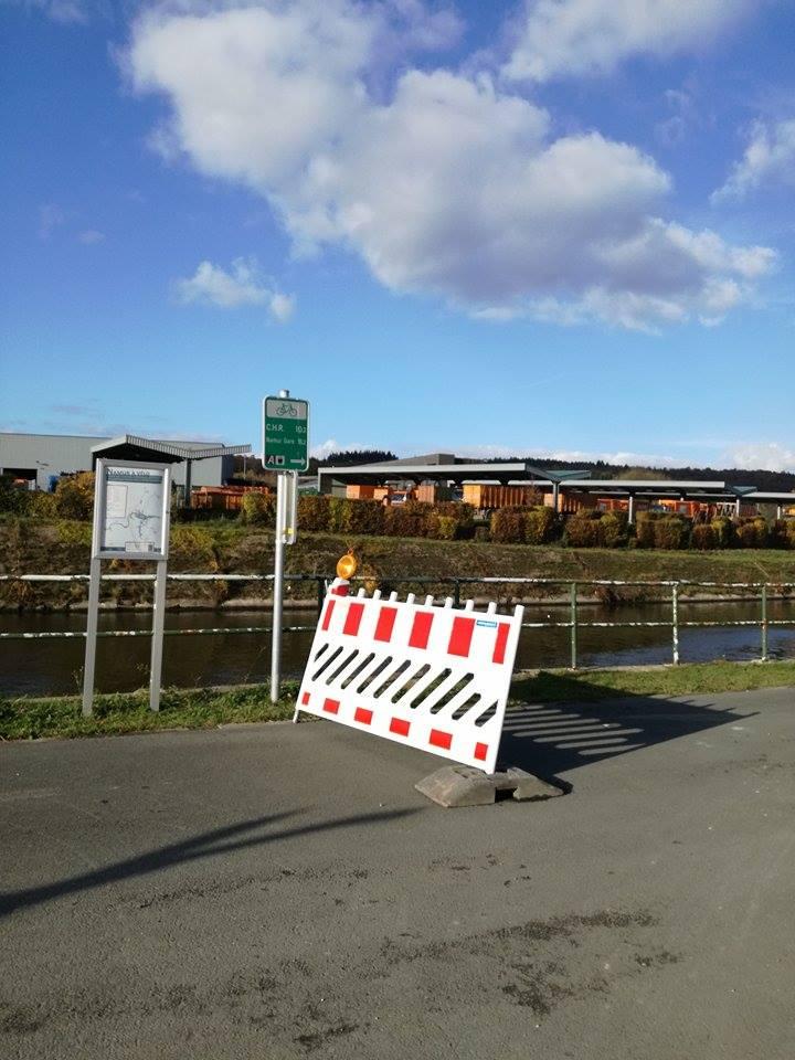 RAVeL 1 Centre (Part 5b) Tamines - Namur - Eurovelo 3 - Itinéraire n°6 - Page 4 23666410