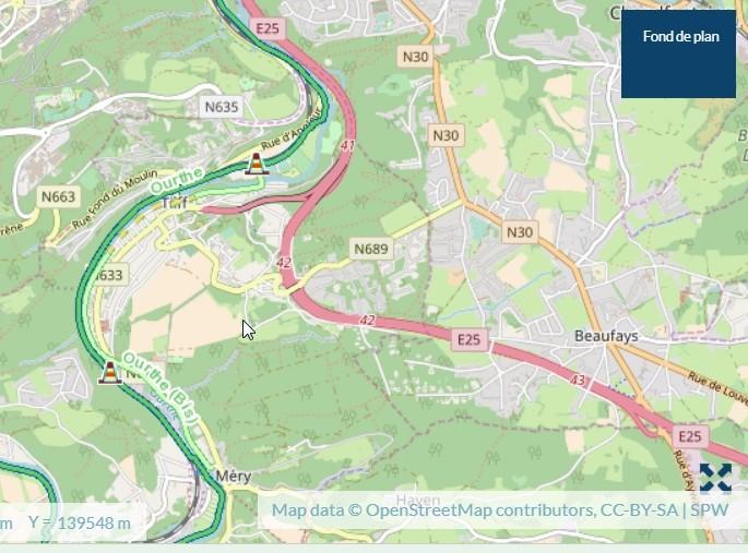 RAVeL 5 Ourthe Liege - Durbuy - Itinéraire N°7 - Sur la route des Ardennes - Page 4 Screen14
