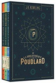 La Bibliothèque de Poudlard: les livres d'Harry  41l7r010