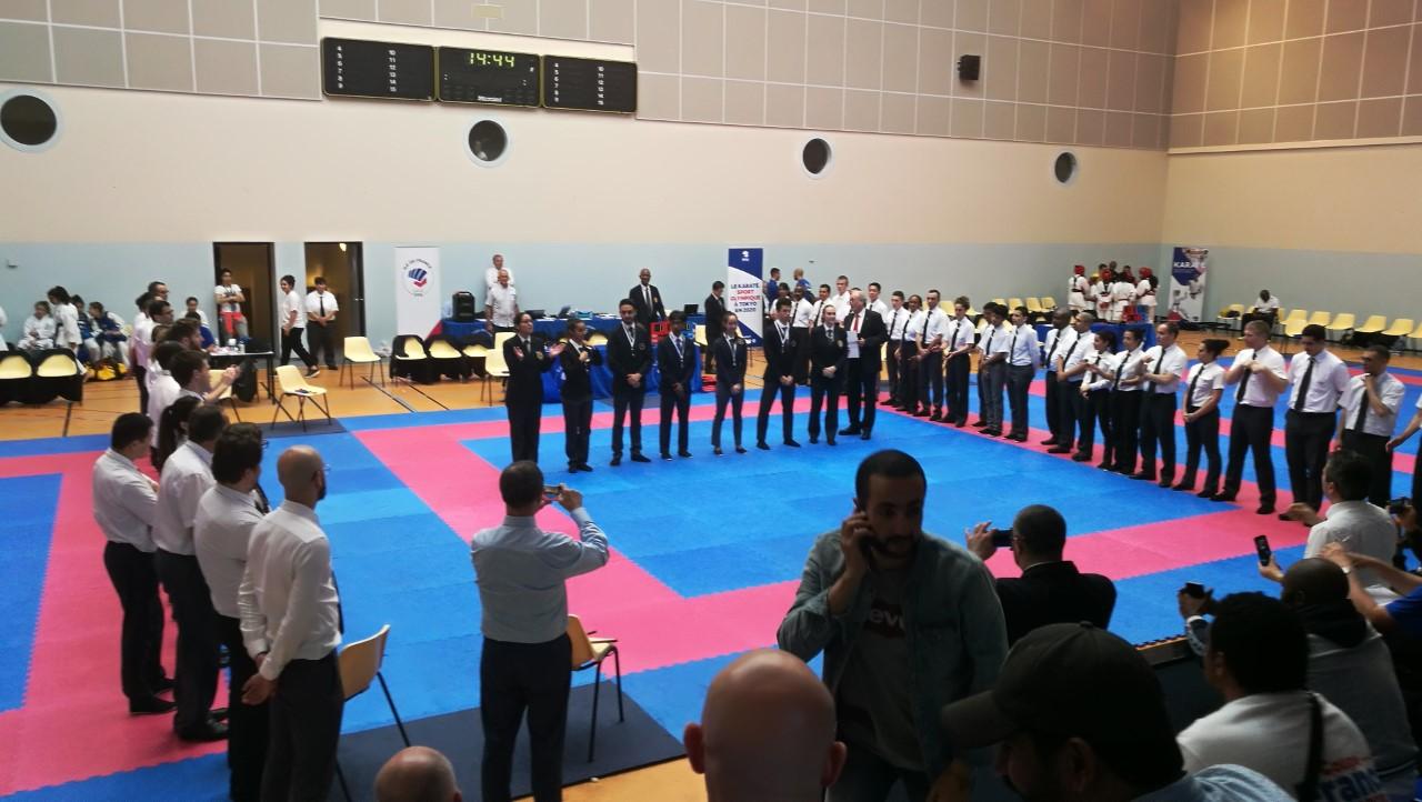 Tournoi IDF Equipe 2 juin 2018 Thumbn91