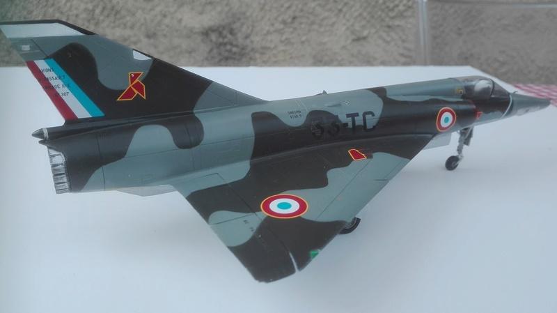 Mirage III R- Jacqueline AURIOL - Record 100 kms en circuit fermé Img_2021