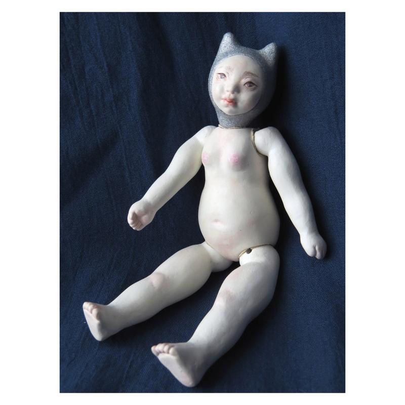 [vente] petite poupée 5 articulations céramique Img_3111