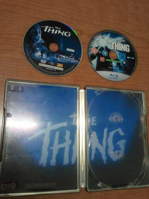 The Things (1982) Limited Edition 00213