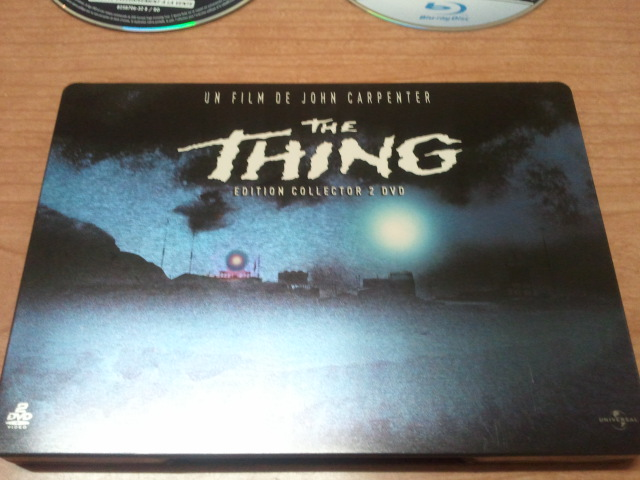 The Things (1982) Limited Edition 00315