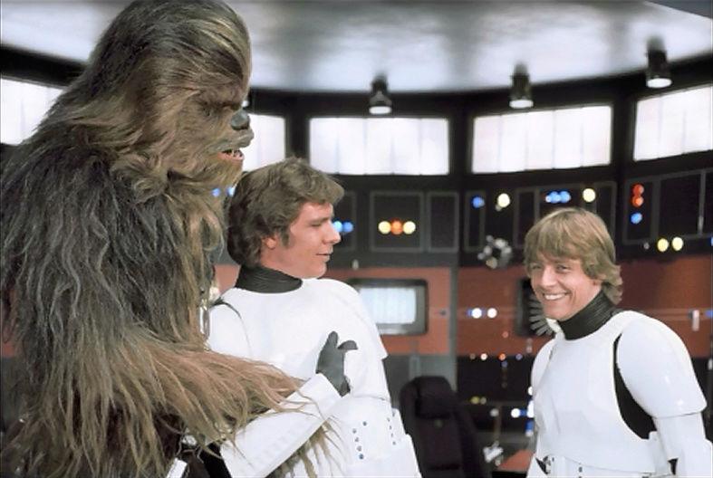 Star Wars - Vintage - Photos d'époque. - Page 15 31347310
