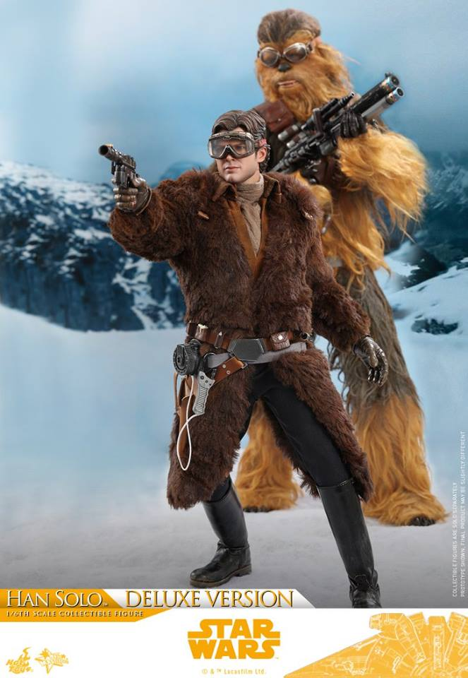 Hot Toys Solo: A SW Story 1/6th Scale Han Solo Deluxe  33234710