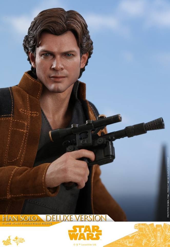 Hot Toys Solo: A SW Story 1/6th Scale Han Solo Deluxe  33421610