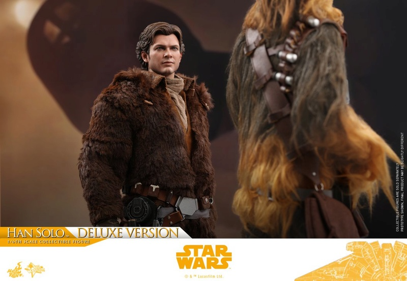 Hot Toys Solo: A SW Story 1/6th Scale Han Solo Deluxe  33464510