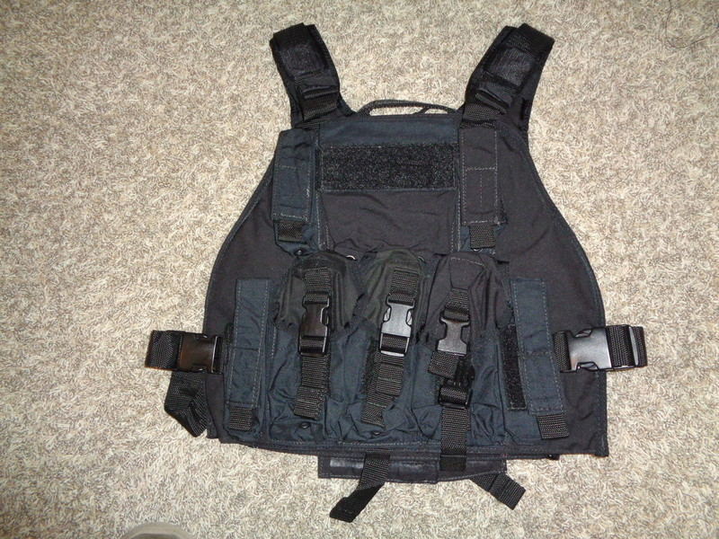 ANA ANBP Plate Carrier LBT-6155A * Manufactured By London Bridge Trading Co. Dsc04510
