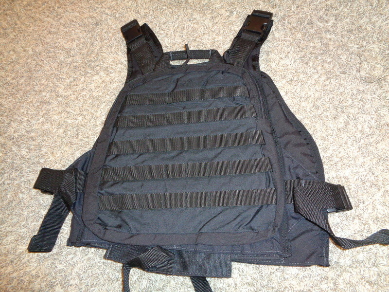 ANA ANBP Plate Carrier LBT-6155A * Manufactured By London Bridge Trading Co. Dsc04517