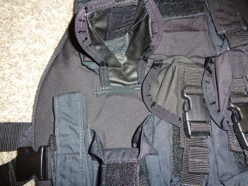ANA ANBP Plate Carrier LBT-6155A * Manufactured By London Bridge Trading Co. Dsc04518