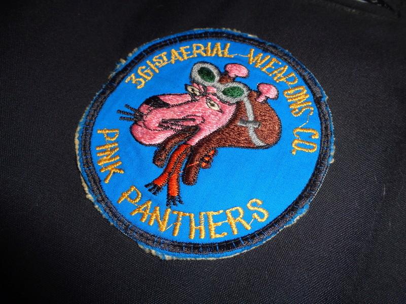 361st Aerial Weapons Company (Cobra) pilot's party suit Dsc06612