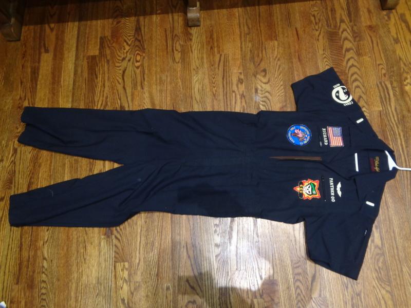361st Aerial Weapons Company (Cobra) pilot's party suit Dsc06617