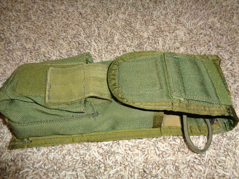 Eagle Radio Pouch * Can You Identify Me ? S-l16010