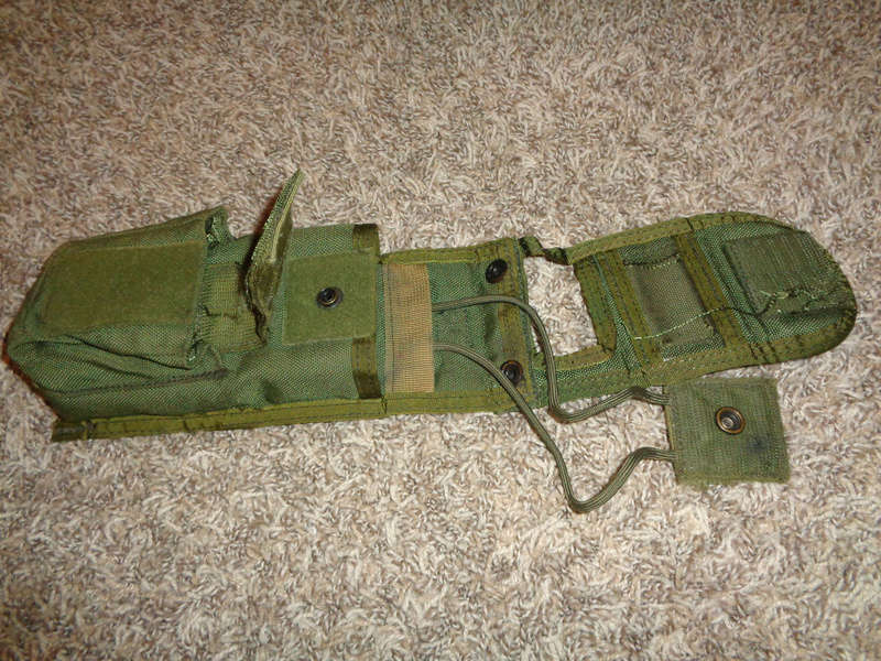 Eagle Radio Pouch * Can You Identify Me ? S-l16011
