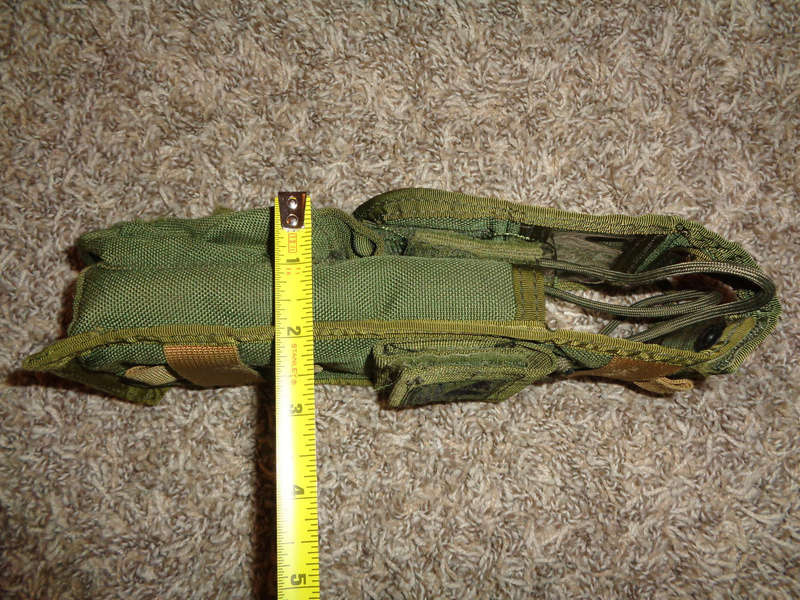 Eagle Radio Pouch * Can You Identify Me ? S-l16013