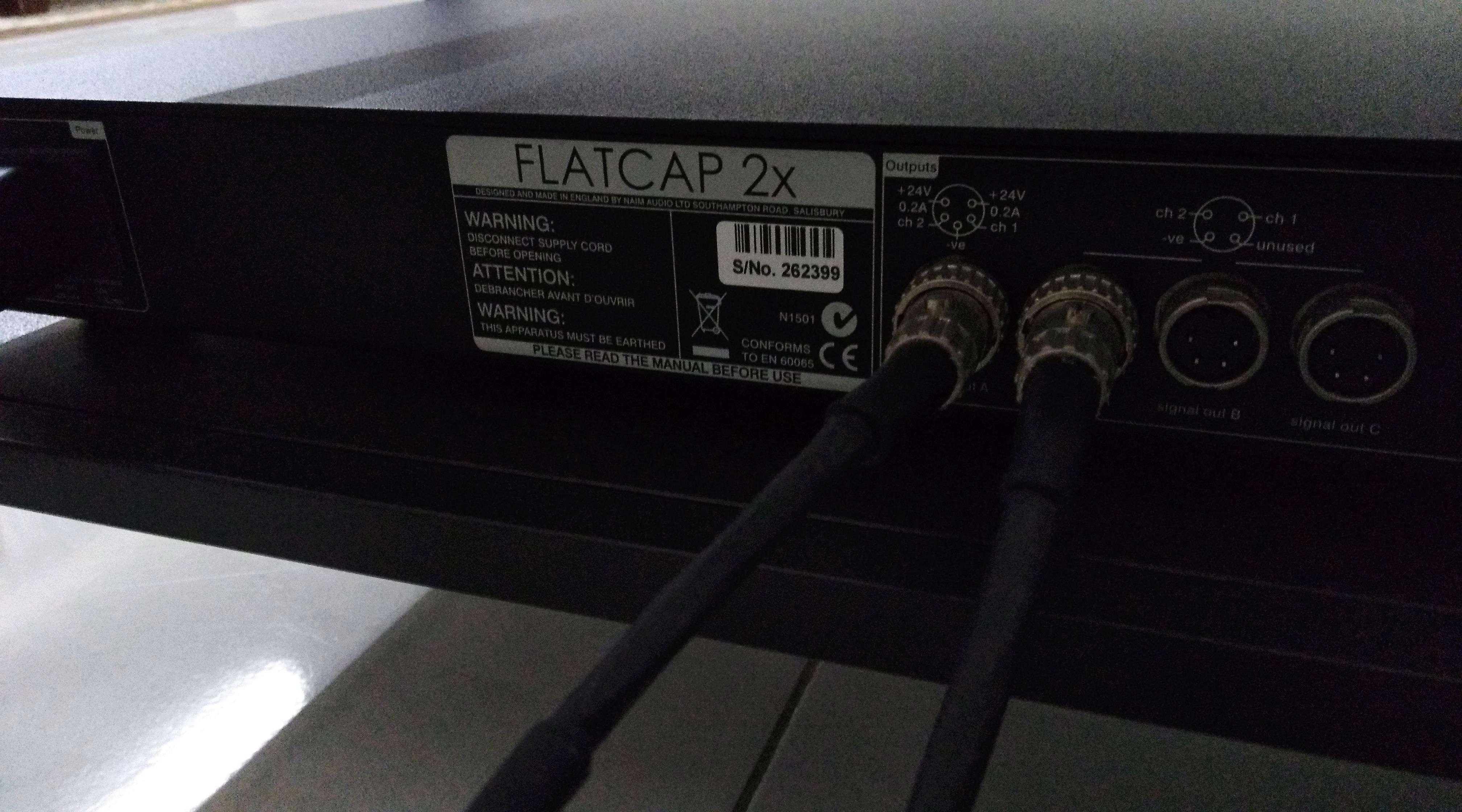 Naim Flatcap2x Power supply upgrade(Sold)  Flatca10