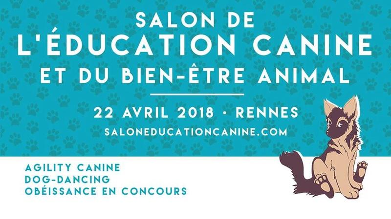 DIMANCHE 22 AVRIL 2018 - SALON DE L'EDUCATION CANINE ET DU BIEN ÊTRE ANIMAL Yducat10