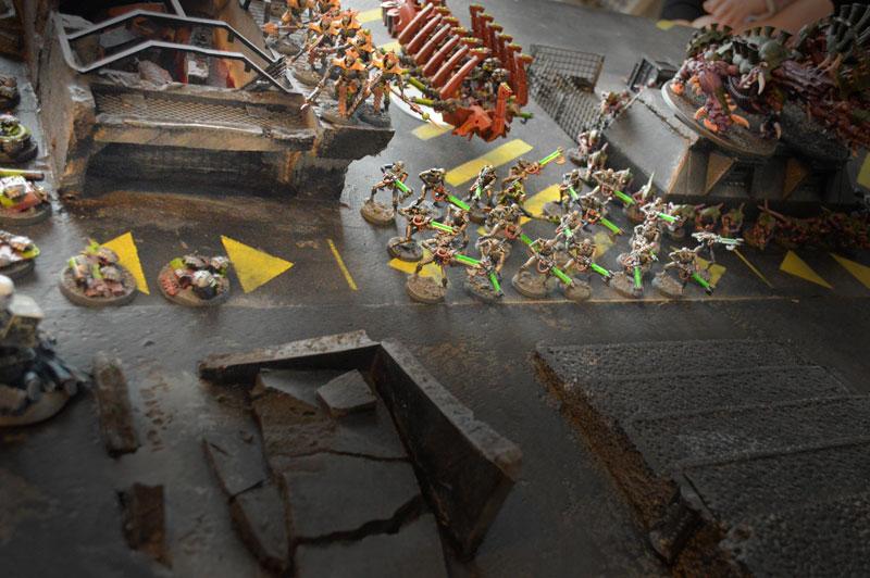 2018.01.20 - Blood/Tau vs Tyty/Necron - 3000 pts 9810