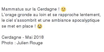 Ciel du Roussillon Captu553