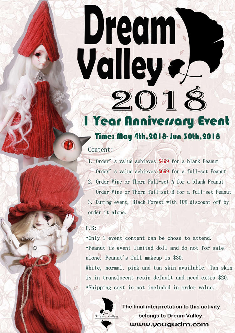 DREAM VALLEY - Autumn event, Chaos, Order p4 1-1p5010