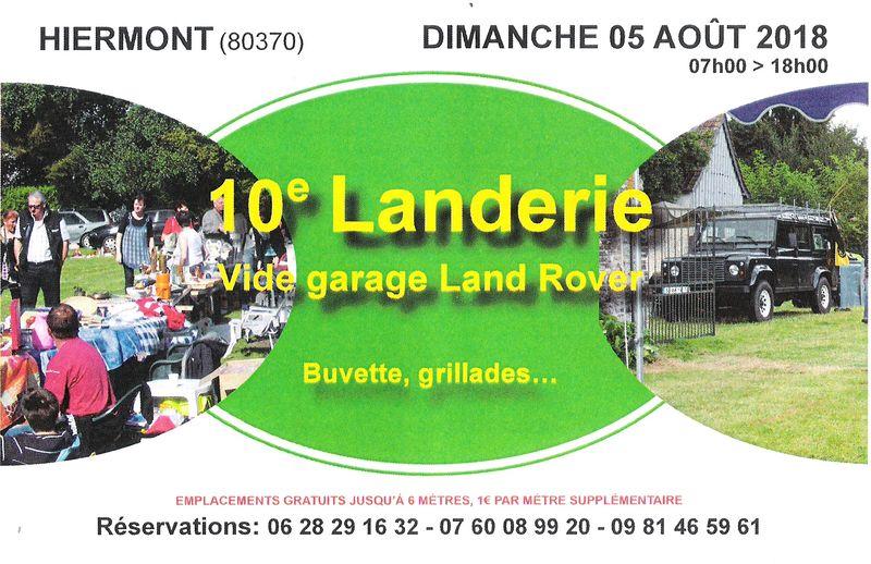 2018 08 05 10ème Landerie de Hiermont Flyer_10