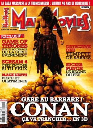 la couv' du mad movies 240 20556610