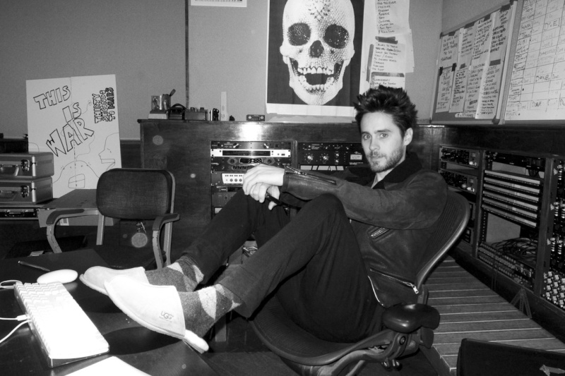 [PHOTOSHOOT] Jared Leto by Terry Richardson - Page 5 Tumblr15
