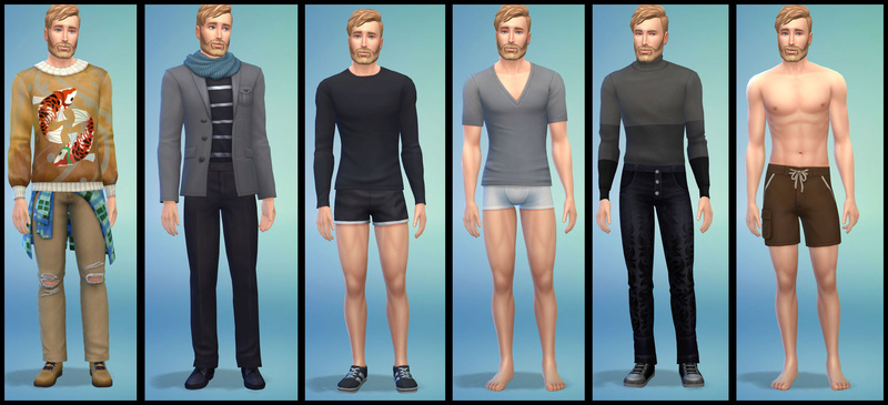 lionpaws S4 CAS Creations (Home of the Zodiac Sims) - Page 3 Attire10