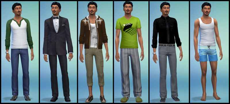 lionpaws S4 CAS Creations (Home of the Zodiac Sims) - Page 3 Diegoa10