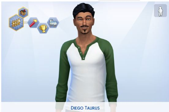 lionpaws S4 CAS Creations (Home of the Zodiac Sims) - Page 3 Diegos10