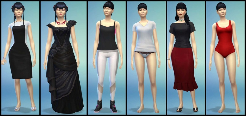 lionpaws S4 CAS Creations (Home of the Zodiac Sims) - Page 3 Huanat10