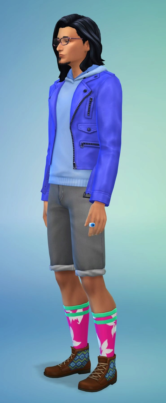 Sims Who Dressed in the Dark SIMs 4 [2014-2018] - Page 9 Sims_w10