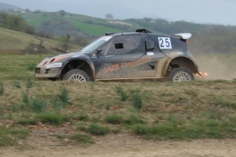Photo buggy Caze n°25 Rallye15