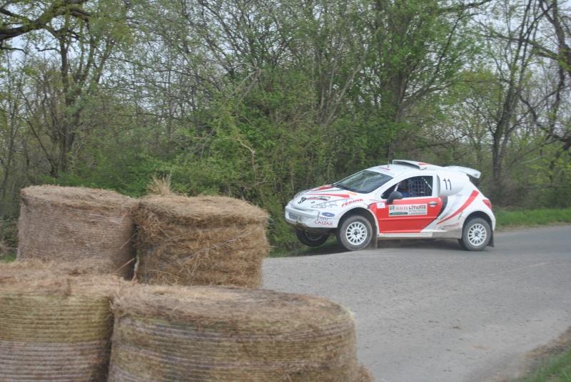 Hirigoyen n°7 et n°11 Rallye18