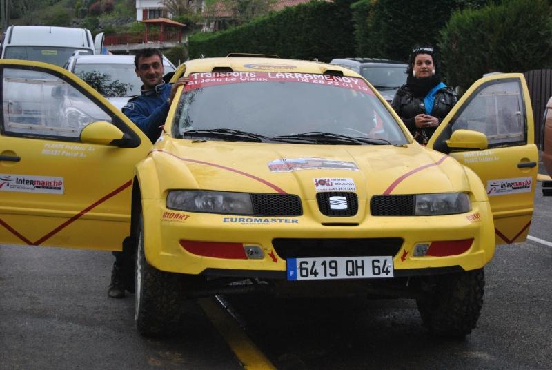 Quelques photos du samedi Rallye36