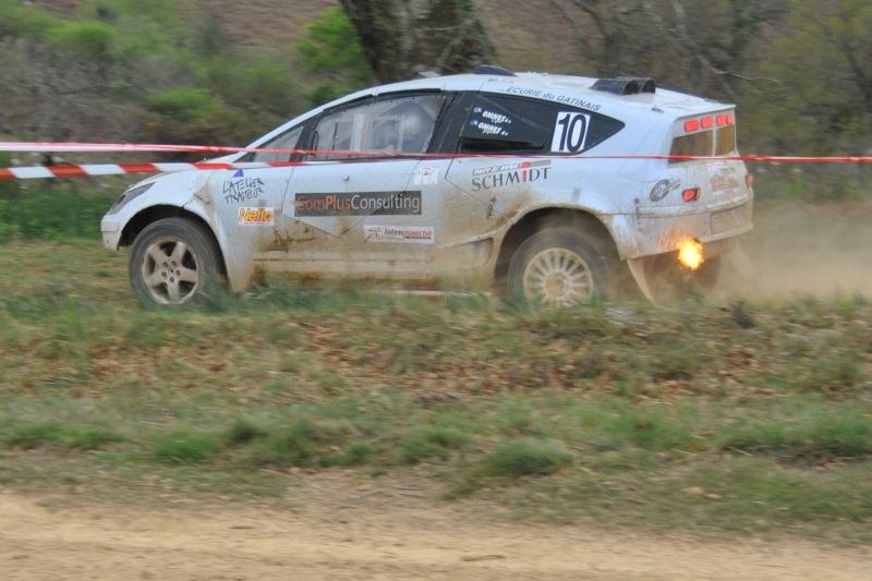 Quelques photos du samedi Rallye39