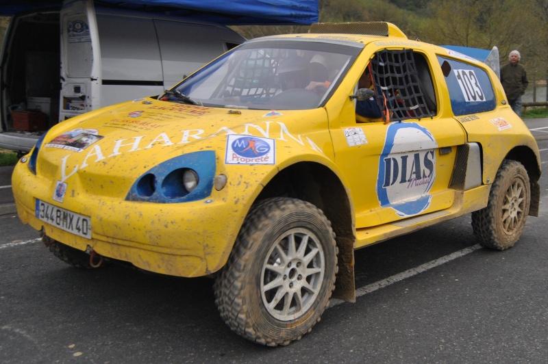 Quelques photos du samedi Rallye40