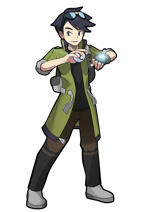 [Pokemon] Sacred Summons; Relics of Branwyn Xy_ora10