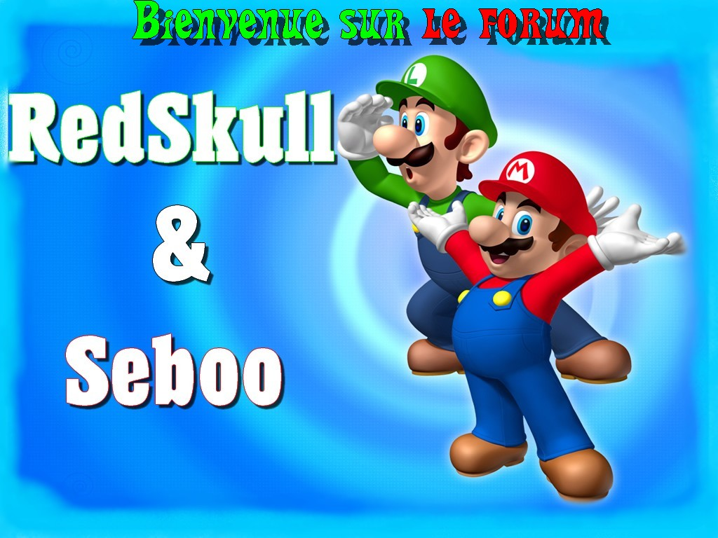 Forum Officiel Top-Games Avec Seboo & RedSkull 974