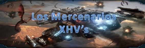 Los Mercenarios XHV's