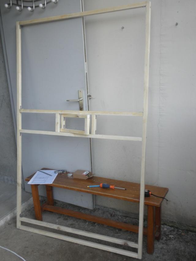 Création d'une cage extérieure. De A à Z!! P2060411