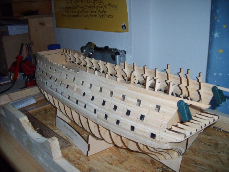 Bernds Baubericht Victory aus Holz  Sd530815