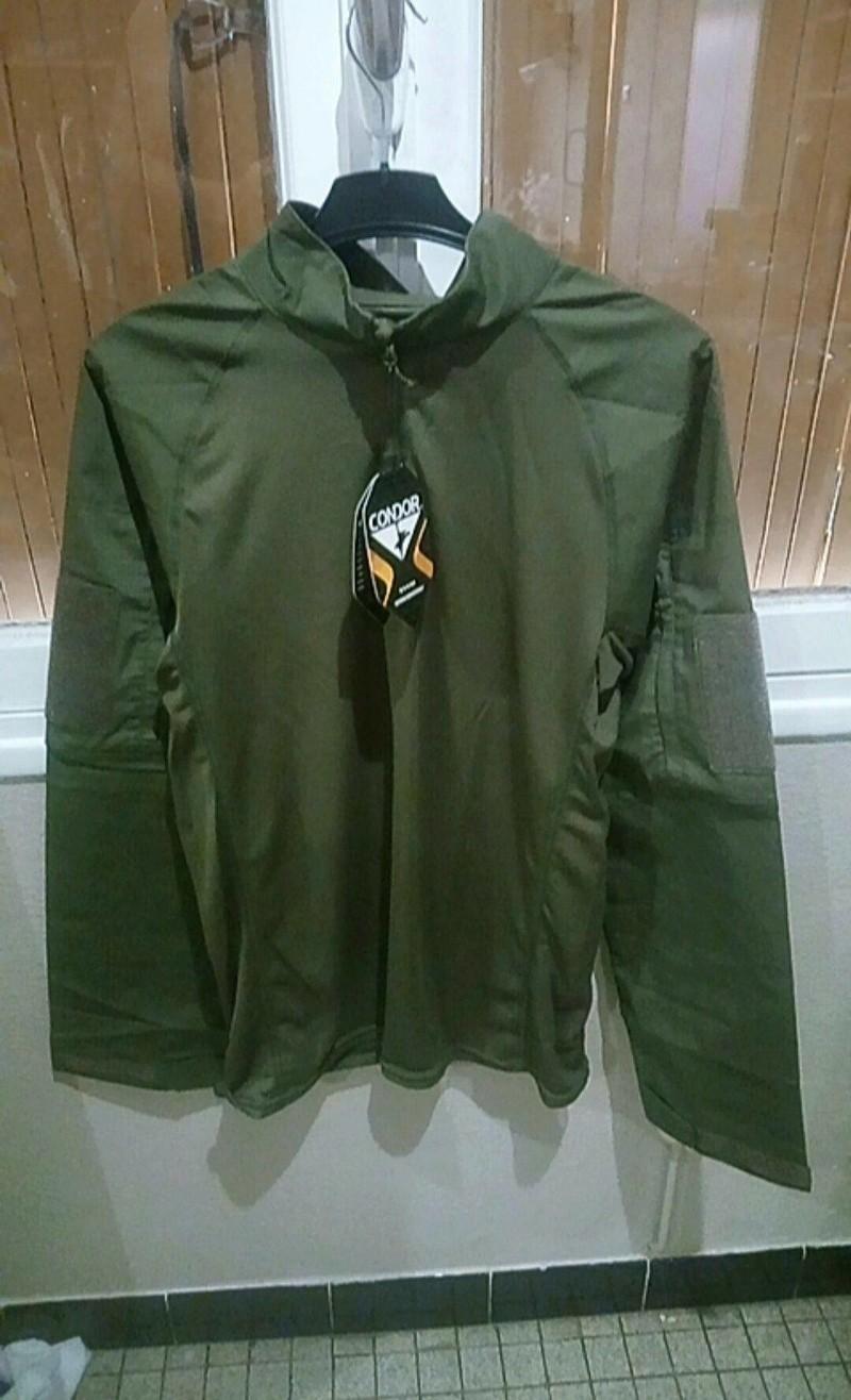 Vend combat shirt condor OD  24650910