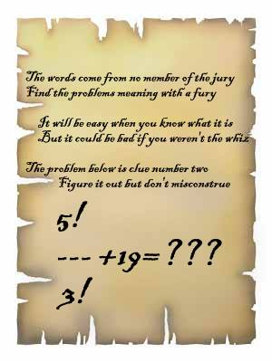 Hidden Idol Clue #2 Old-pa10