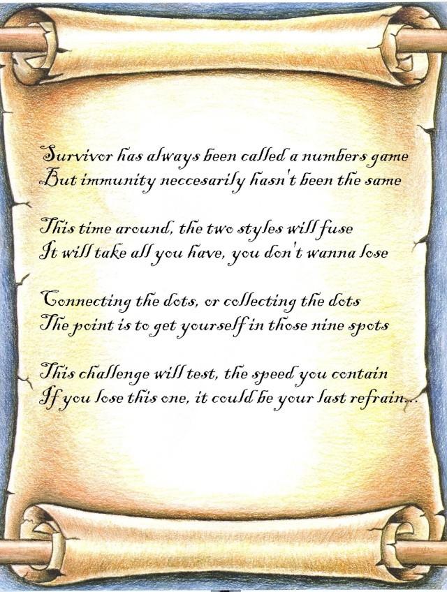 Immunity Challenge #5 Scroll14