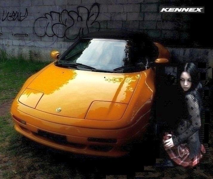 LOTUS ELAN unlimited passion... Kennex12